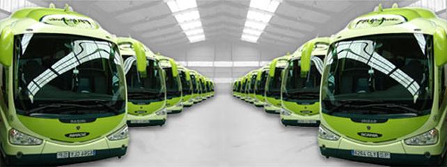 Las matriculaciones de autobuses crecieron un 15% hasta mayo
