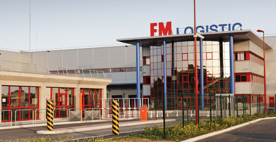FM Logistic instala en Valls un innovador escaner que identifica palets