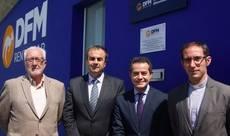 DFM Rent a Car inaugura delegación en Lorquí y planea su expansión a alicante