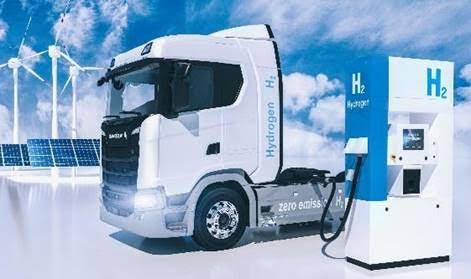 FM Logistic, solución a la movilidad con hidrógeno para vehículos pesados