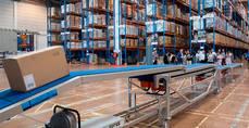 La contratación logística en España alcanza los 224.000 metros cuadrados