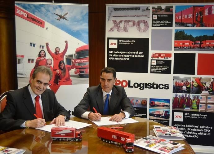 XPO Logistics amplía su servicio de distribución de paletería en Aragón