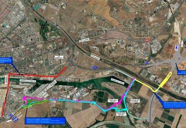 Fomento da luz verde al proyecto Puente del Centenario SE-30