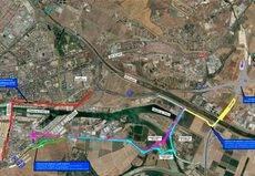 Fomento da luz verde al proyecto <span lang='ES-TRAD'>Puente del Centenario SE-30</span>