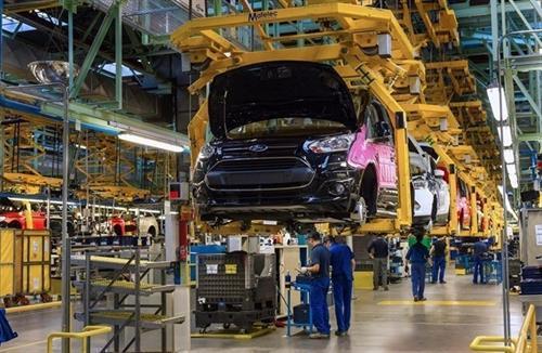 Ford plantea un ERTE hasta fin de año en la planta de Almussafes