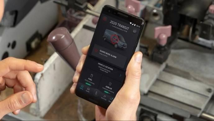 Remote alerts de Ford para el móvil en tiempo real
