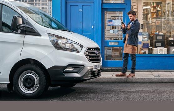 Las pymes podrían ahorrar 2.500 euros al año con el nuevo 'marketplace' de Ford