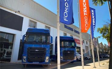 Ford Trucks expande su red de concesionarios a Andalucía
