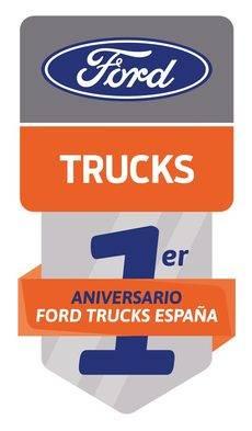 Ford Trucks cumple un año de presencia en España