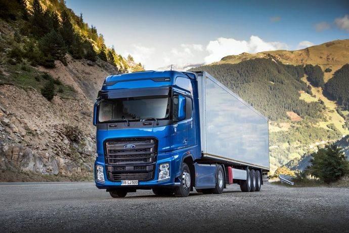 Ford Trucks, primera marca de industriales con garantía a cinco años sin km límite