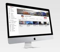 El nuevo canal en YouTube de Ford Trucks España.