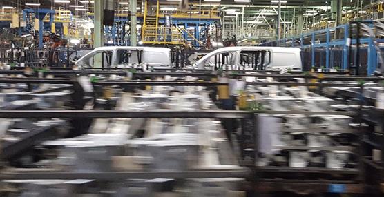 Ford espera duplicar el crecimiento del mercado de comerciales en 2019