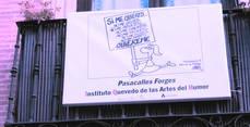 Valenciaport prepara exposición sobre el humorista gráfico Forges