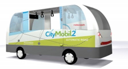 Zurich Seguros junto al proyecto europeo CityMobil2 de conducción autónoma