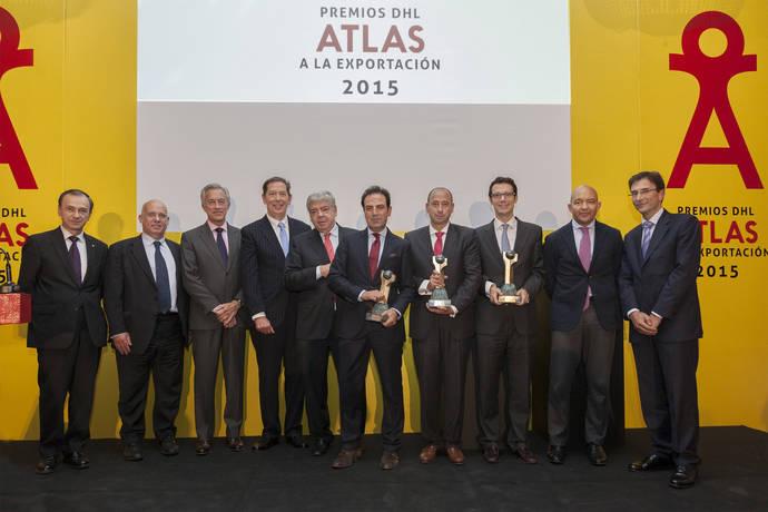 DHL otorga el Gran Premio a la Exportación a CerTest, compañía aragonesa de biotecnología