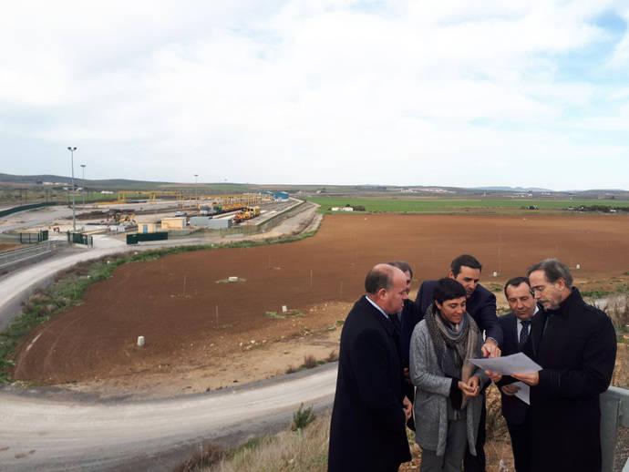 Andalucía prevé licitar este verano las obras del Puerto Seco de Antequera