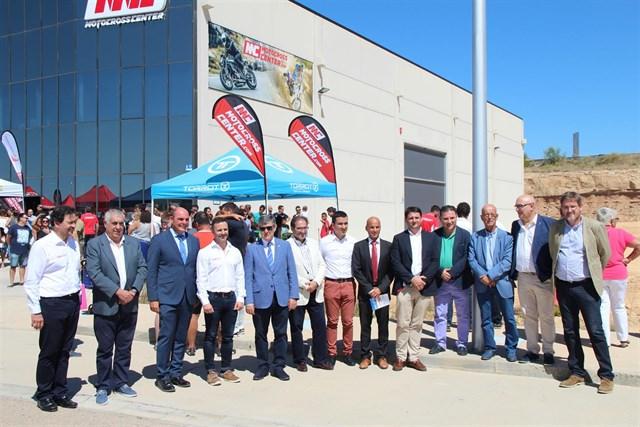 Nuevo centro logístico de MotocrossCenter