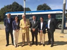 Andalucía apuesta por la movilidad eléctrica para el transporte colectivo