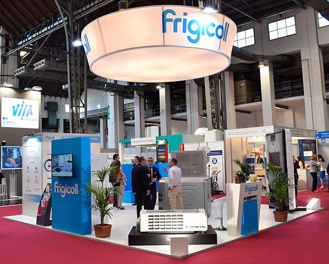 Frigicoll cierra con éxito su participación en el SIL 2016