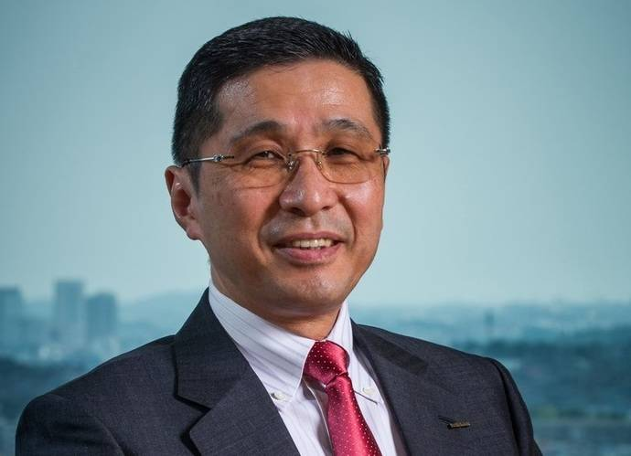 Hiroto Saikawa Consejero Director General de Nissan