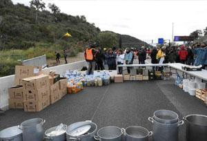 Froet exige al Gobierno que que restablezca de inmediato el tráfico fronterizo