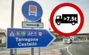 Impugnan judicialmente la Resolución de la Generalitat de la AP-7