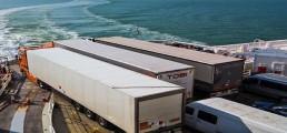 El acuerdo postBrexit elimina la posibilidad de colapso en el transporte de mercancías España-UK