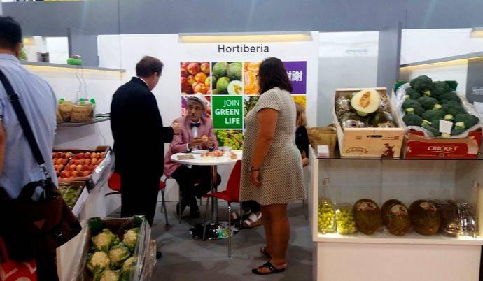Empresas murcianas en Asia Fruit Logistica