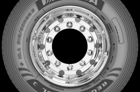 Fulda: neumáticos para vehículos comerciales Regio Serie 3