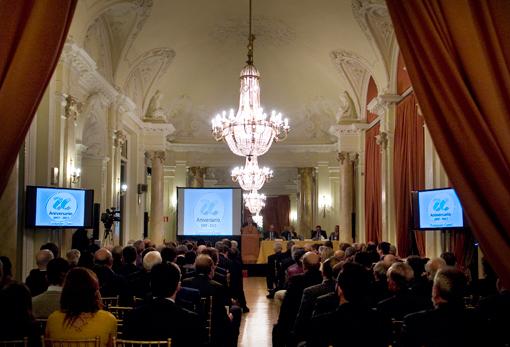 La Fundación Corell anuncia sus nuevos objetivos en la celebración de su 20º aniversario