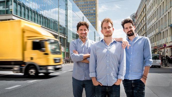 Trucksters: la startup española que hace a camión Madrid-Dortmund en 24h