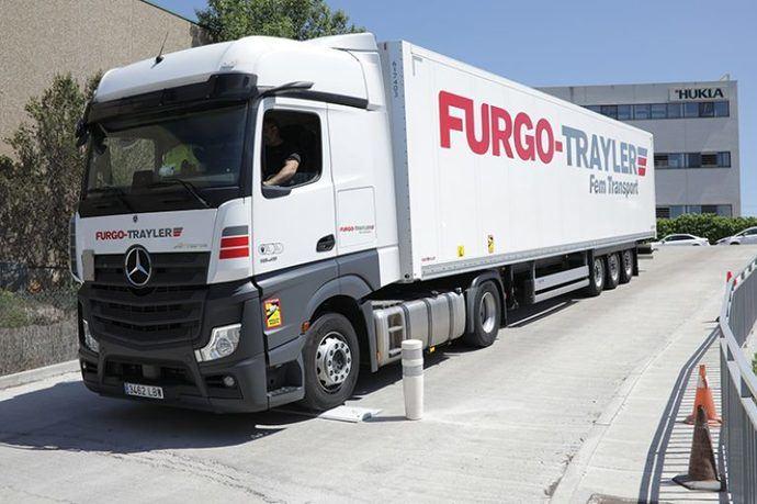 Michelin y Furgo-Trayler: sostenibilidad y seguridad