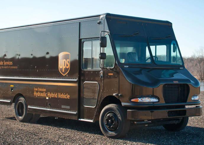 UPS acelera su crecimiento durante 2017 en todos sus segmentos