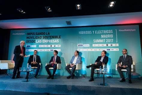 Madrid Summit 2017 aborda la movilidad futura