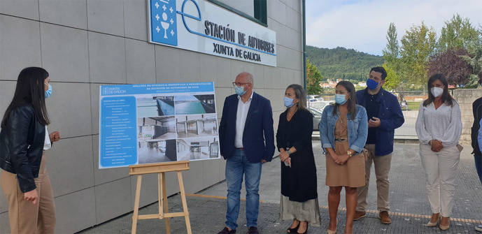 Galicia expone su protocolo para los autobuses compartidos