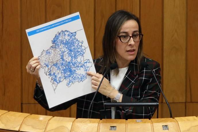Plan de Transporte de Galicia pondrá paradas seguras en horario nocturno