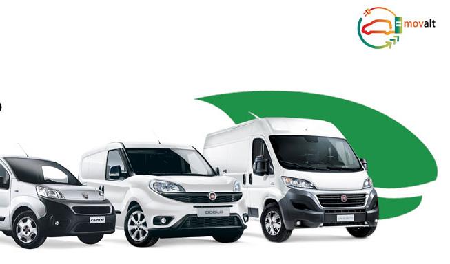 Fiat ayuda a cambiar a vehículos sostenibles