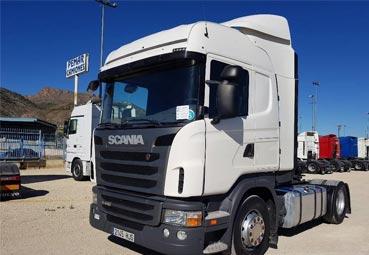 GantaBI desarrolla cuadros de mando para Scania y Fleetboard