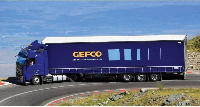 Gefco logra un volumen de negocios de 4,2 mil millones de euros en 2016
