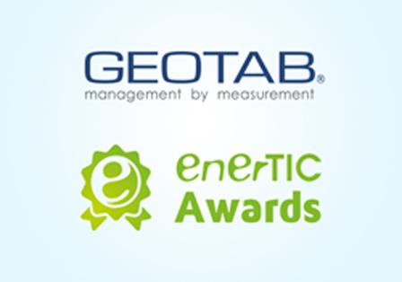 La solución de Geotab para Ferrovial Servicios gana el EnerTIC