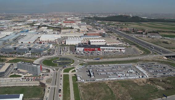 Neinver adquiere 40.000 m2 para la construcción de una nave logística