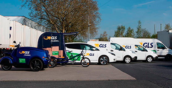 GLS amplía su servicio internacional y atiende a 21 países