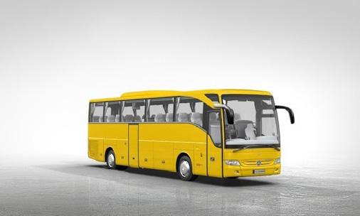 Glynns Coaches incorpora su primer Mercedes-Benz
