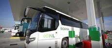 El parque a gas natural en España: 30 mil vehículos