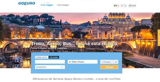 GoEuro llega a Francia tras su asociación con SNCF