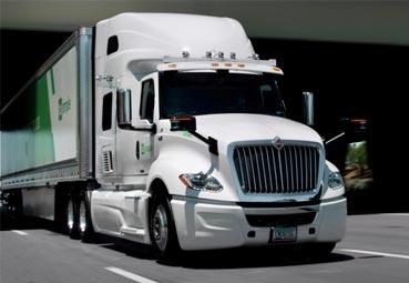 Goodyear y TuSimple colaboran en el desarrollo del camión autónomo