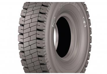 Goodyear lanza un nuevo neumático para pesados fuera de carretera
