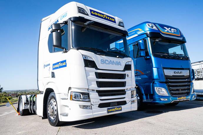 Nuevas gamas de Goodyear para camiones, Kmax GEN-2 y Fuelmax GEN-2