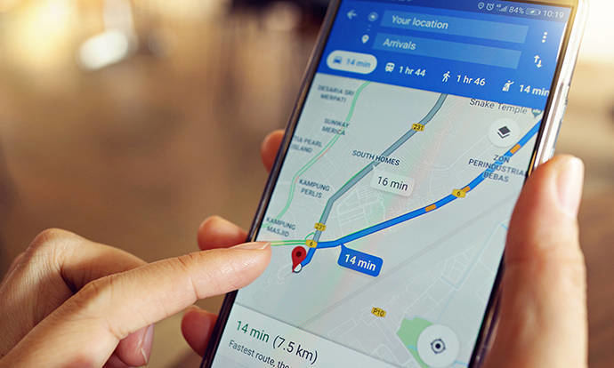 Google Maps se plantea ofrecer el punto exacto donde está el autobús