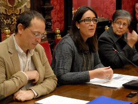 Granada lanza el abono Credibús para personas con discapacidad